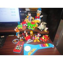 Lote De Juguetes Mickey Mouse Y Amigos
