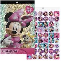 Disney Minnie Mouse Pad Bowtique Etiqueta Más De 200 Pegatin
