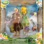 Tinker Bell Playset Disney Store Campanita Y Peter Trabucle