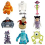Peluches Monsters Inc 30 Cm Originales Disney Store 2013