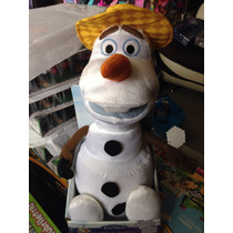 Olaf Frozen Peluche.