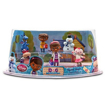 Play Set (figurines) De La Doctora Juguetes De Disney Dmm