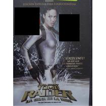 Dvd Pelicula Tomb Raider 2 La Cuna De La Vida Seminuevo