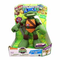 Leonardo Mega Tortugas Ninja Half Shell Heroes