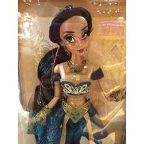 Jasmine Muñeca Edición Limitada Disney Store Preventa 42cm