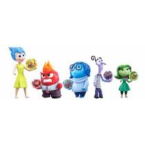 Disney Intensamente Colección Completa De Muñecos 2015