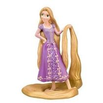Disney Store 3 1/2 Rapunzel Figura De Acción De Pvc Estatui