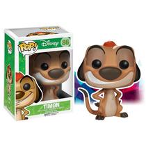 Timón 86 Pop Funko El Rey León Disney Gennial