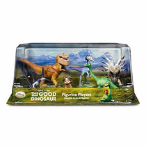 Increible Play Set De El Gran Dinosaurio Disney Store