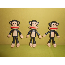 Figuras Julius Monkey Paul Frank De Mcdonalds