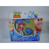 Jesee Y Jam De Disney Toy Story Cambian De Color Con El Agua