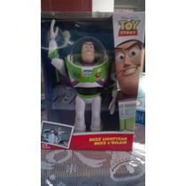 Buzz Lightyear Articulado 20cm De Altura
