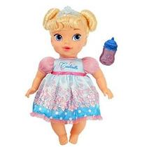 Mi Primer Disney Princess Cinderella Deluxe Bebé Doll