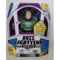 Buzz Lightyear ¡con Certificado De Autenticidad! ¡de Lujo!