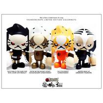 Figuras Thundercrap (thundercats) Set De 3 Colección