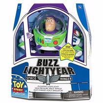 Buzz Lightyear Edicion De Coleccion Certificado Toy Story