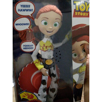 Juguetiness: Jessie Figura Toy Story Dice Tres Frases