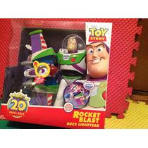 Buzz Lightyear Rocket Blast , Edición 20 Aniversario