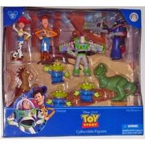 Figuras Walt Disney Exclusivo Toy Story De Colección (9) Fig