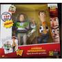 Toy Story Buzz Y Woody Amigos Interactivos En Español
