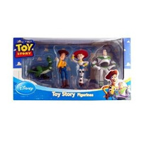 Disney Toy Story Figura Playset 4 Piezas
