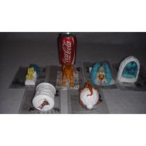 6 Juguetes Burger King La Hera De Hielo **envio Gratis**