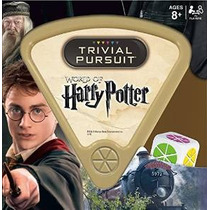 Trivial Pursuit: World Of Harry Potter Edición