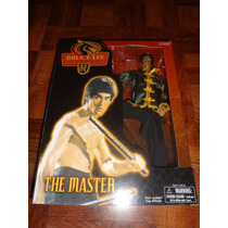 Bruce Lee 12 Pulgadas, En Caja, Articulable The Master