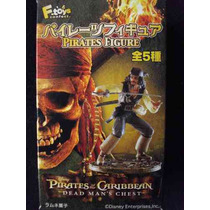 Piratas Caribe / Gashapon Davy Jones