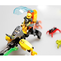 Genial Set De Hero 6 Evo Wolker Juguete Para Armar