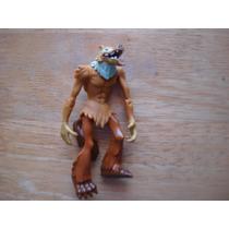 Figura Del Hombre Lobo Mide 10 Cms