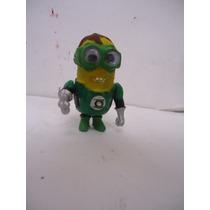 Minion Linterna Verde Figura Parodia Oferta