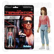 Terminator Sarah Connor Reaction 3.5 Pulgadas Tipo Kenner
