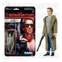 Terminator Kyle Reese Reaction 3.5 Pulgadas Tipo Kenner