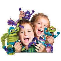 Ogro Y Monstruos Armables Juguetes Para Niños Foamy Bloco