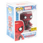 Funko Pop Spiderman Exclusivo Negro Rojo Spider Man Marvel