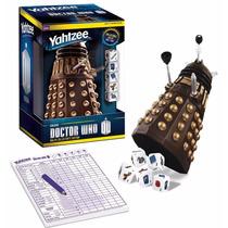 Doctor Who: Edición Especial De Dalek En Juego Yahtzee !!