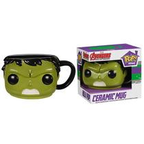 Funko Taza Hulk Ceramica Marvel Avengers Home Vengadores