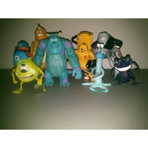 Swtrooper Monster Inc Lote De 8 Figuras Mike Y Sulley