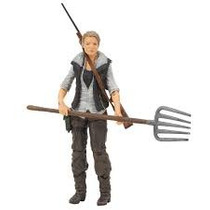 Walking Dead: Andrea & Gobernador: By Mcfarlene Toys !!!
