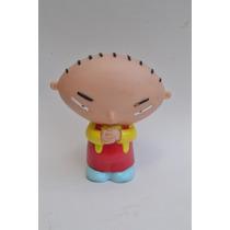 Stewie Padre De Familia Figura Plastico Suave Y Con Sonido