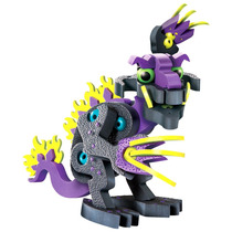 Dragon Armable Juguete Para Niños Foamy Didáctico Bloco