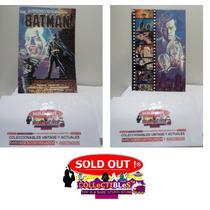 Batman Adaptacion Comic 1989 Dc Comics ® Editorial Vid