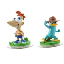Muñeco Infinity 2.0 Phineas Y Ferb Perry El Ornitorrico