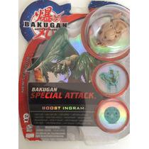 Bakugan Special Attack Boost Ingram