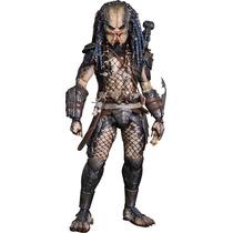 Elder Predator Depredador Sideshow Hot Toys Unmasked