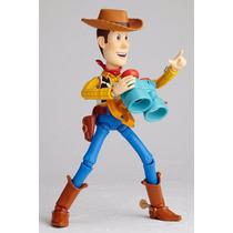 Toy Story Woody Revoltech En Mano Listo Para Entregar