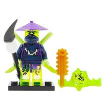 Genial Figura Cowler De Ninjago Compatible Con Lego
