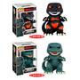 Funko Pop 2 Godzilla + Burning Godzilla Edicion Especial