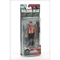 Rick Grimes The Walking Dead Accesorios Serie 4 Mcfarlane